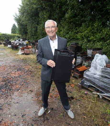 Gerrit draagt zijn bedrijf over: '800.000 huizen, en daar moet overal een dak op'
