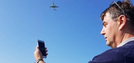 Iedereen kan nu vliegtuigherrie meten en overlast melden dankzij app