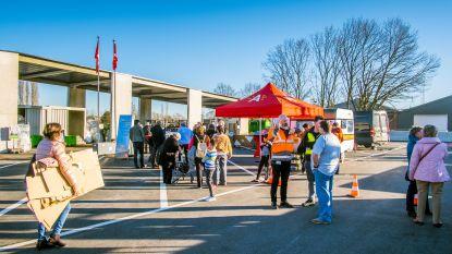 Nieuw containerpark op Luchtbal feestelijk geopend