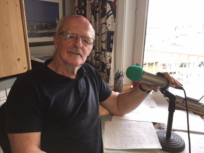 Marc Loy belicht vijf weken lang de verbinding tussen Oostende en Engeland.