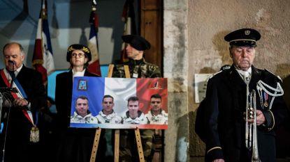 Zwarte dozen gevonden na helikopterongeval in Mali waarbij 13 Franse militairen omkwamen