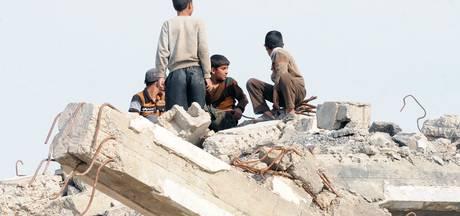 112 lichamen burgerslachtoffers geborgen uit puin in Mosul