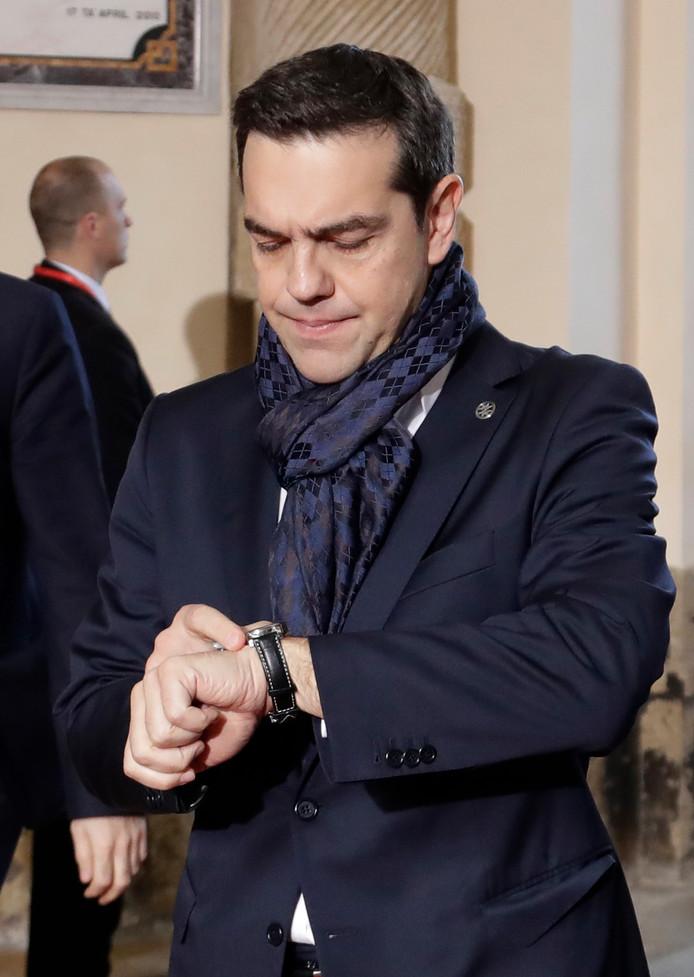 Het is vijf voor twaalf voor de Griekse regering.