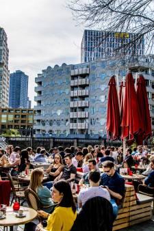 Explosieve groei Rotterdamse horeca: 'Dit gaat een keer mis'