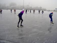 Baarn: ijsbaan ook in de zomer gebruiken