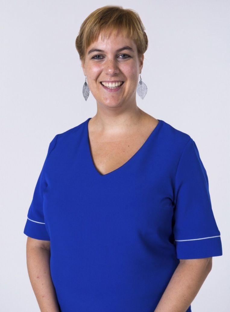 Caroline Janssens wordt tweede lijstduwer voor de Kamer.