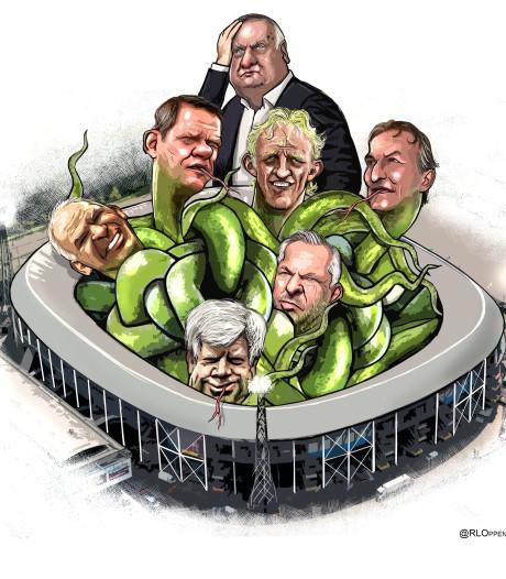 Anarchie aan de macht in de Slangenkuip