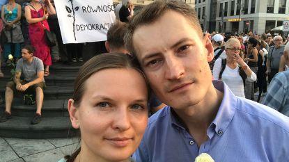 Oekraïense activiste die onder Poolse druk toegang tot ons land geweigerd werd, krijgt wel Duits visum