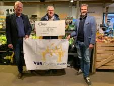 Voedselbank Woerden kan weer drie maanden vooruit met deze gulle gift