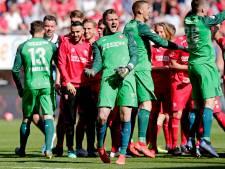 Poll: FC Twente hoort in de eredivisie thuis