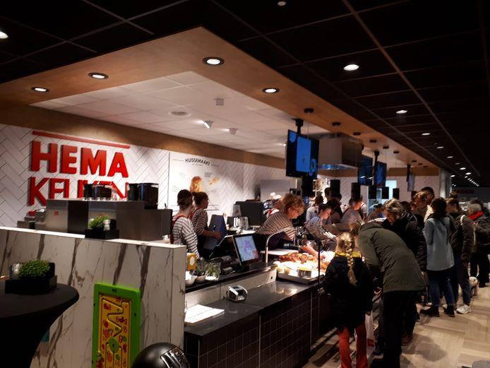 De Hema in Kampen.