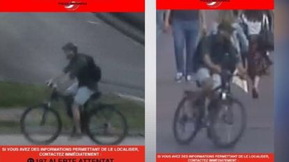 Explosie bompakket in Lyon: politie verspreidt nieuwe foto's van verdachte