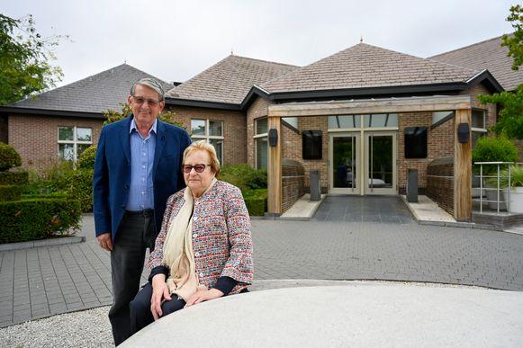 Albert Volkaert en Louisette Bosteels legden de grondslag van het feestzalencomplex.