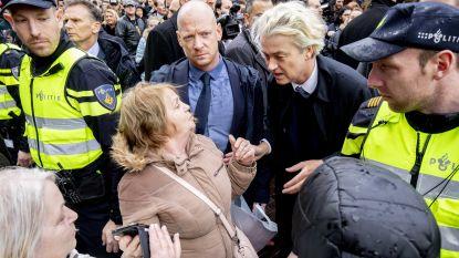 Op campagne na verijdelde aanslag: beveiliging Geert Wilders nog meer op scherp