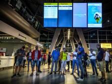 Grote onzekerheid bij Ryanair-reizigers op Eindhoven Airport