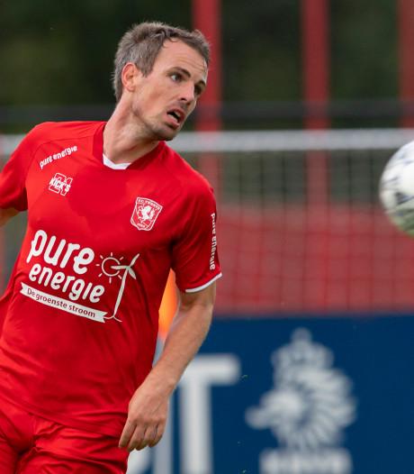 Wout Brama tevreden over rentree bij FC Twente