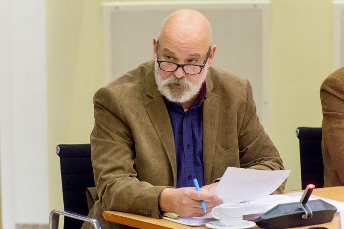 Gemeenteraadsvergadering, Fred Emmerik van Samen voor Valkenswaard (SVV)