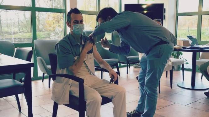 Ook zorgpersoneel krijgt coronavaccin in 't Spelthof