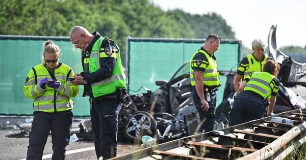 Gelderland na cijfers verkeersongelukken: 'Het is gewoon nog te veel'.