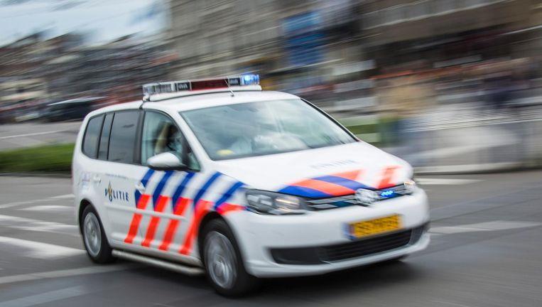 De politie vraagt getuigen van de mishandeling zich te melden Beeld anp