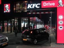 Bus pepperspray gevonden in kinderhoekje KFC Spijkenisse