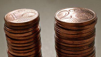 België heeft geen rosse centjes meer: nijpend tekort aan munten van 1 en 2 cent