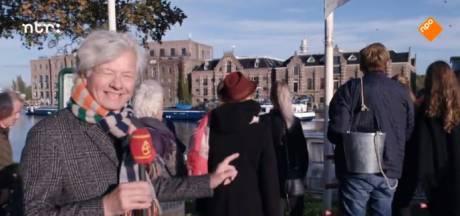 Henny Huisman blijkt mysterieuze Hendrik in Sinterklaasjournaal