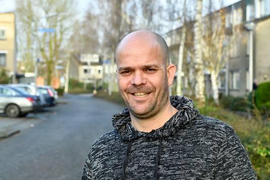 Sander Westhof staat aan de wieg van de wijkmobiel.