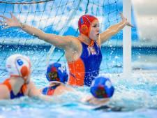 Waterpolokeepster Laura Aarts stopt na EK-goud en WK-zilver in complete stilte