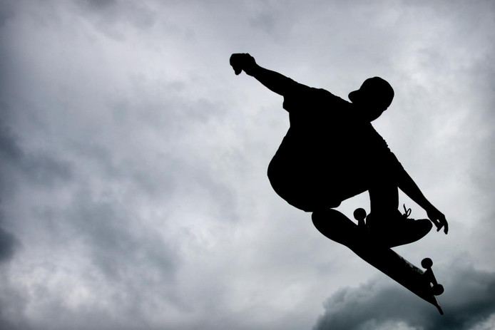 Skateboarden is in 2020 mogelijk een olympische sport.