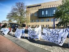Koude oorlog in ziekenhuisland, megabedragen achter cao-overleg op straat