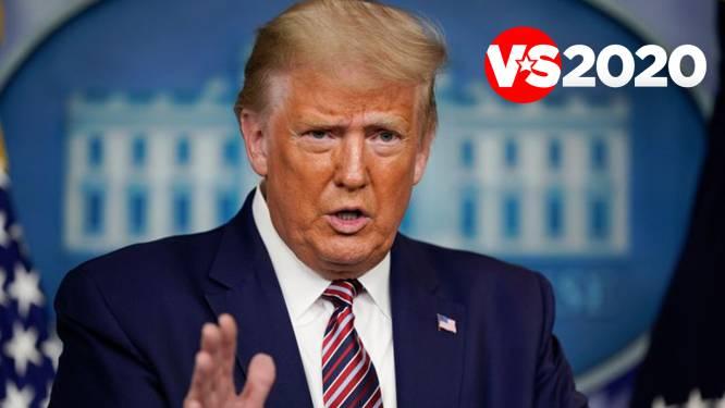 """Trump reageert op controverse: """"Ik heb miljoenen aan belastingen betaald"""""""