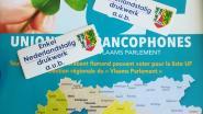 Gemeente stuurt Franstalige verkiezingsfolders terug naar het UF