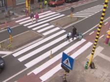 Gevleugeld zebrapad moet voetgangers beter beschermen