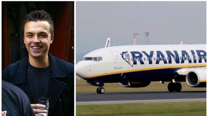 Misnoegde reiziger giet frustraties om geannuleerde vlucht Ryanair in filmpje (en hij is niet enige die boos is)