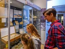 Bij dit museum in Oudenbosch zijn 500 soorten zand te zien