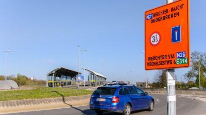 Vanaf volgende maand verkeershinder door heraanleg rotondes Kampenhout-Sas
