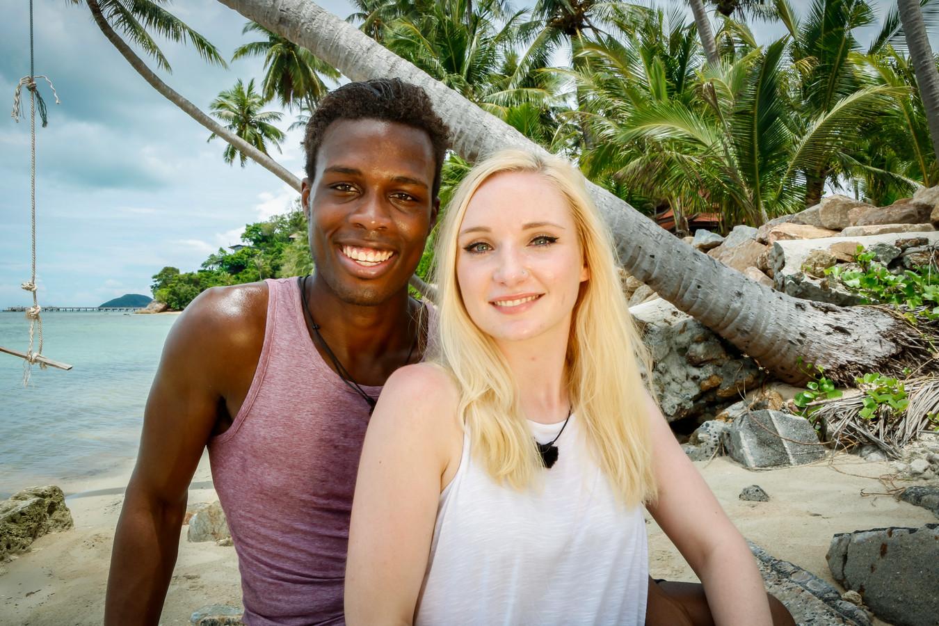 Laura (21) en Roger (23)