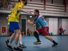 Blamage handballers DFS in bekertoernooi