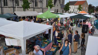Groen Deinze organiseert bio-ecomarkt op Sint-Poppoplein