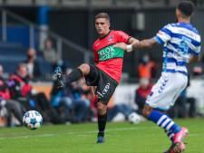 NEC creëert volop kansen, nu moeten ze nog benut worden: 'Het allermoeilijkste aspect van voetbal blijft scoren'