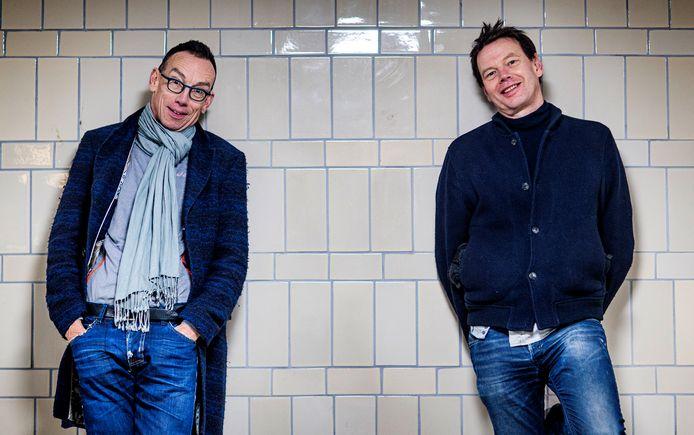 Dolf Jansen en zijn broer Jim hebben nu samen een boek geschreven over Corona.