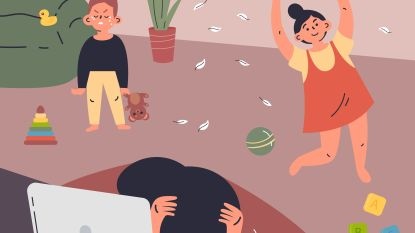 De mentale tol van corona: 1 op de 2 werkende Belgen kampt met angst en depressieve gevoelens