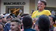 Extreemrechtse Braziliaanse presidentskandidaat mag intensieve verlaten na mesaanval