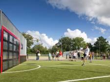 Feest op sportpark Het Schenge na grondige opknapbeurt