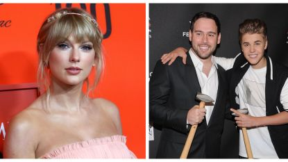 """Scooter Braun reageert voor het eerst op aanval Taylor Swift: """"Ik ga hier niet aan meedoen"""""""