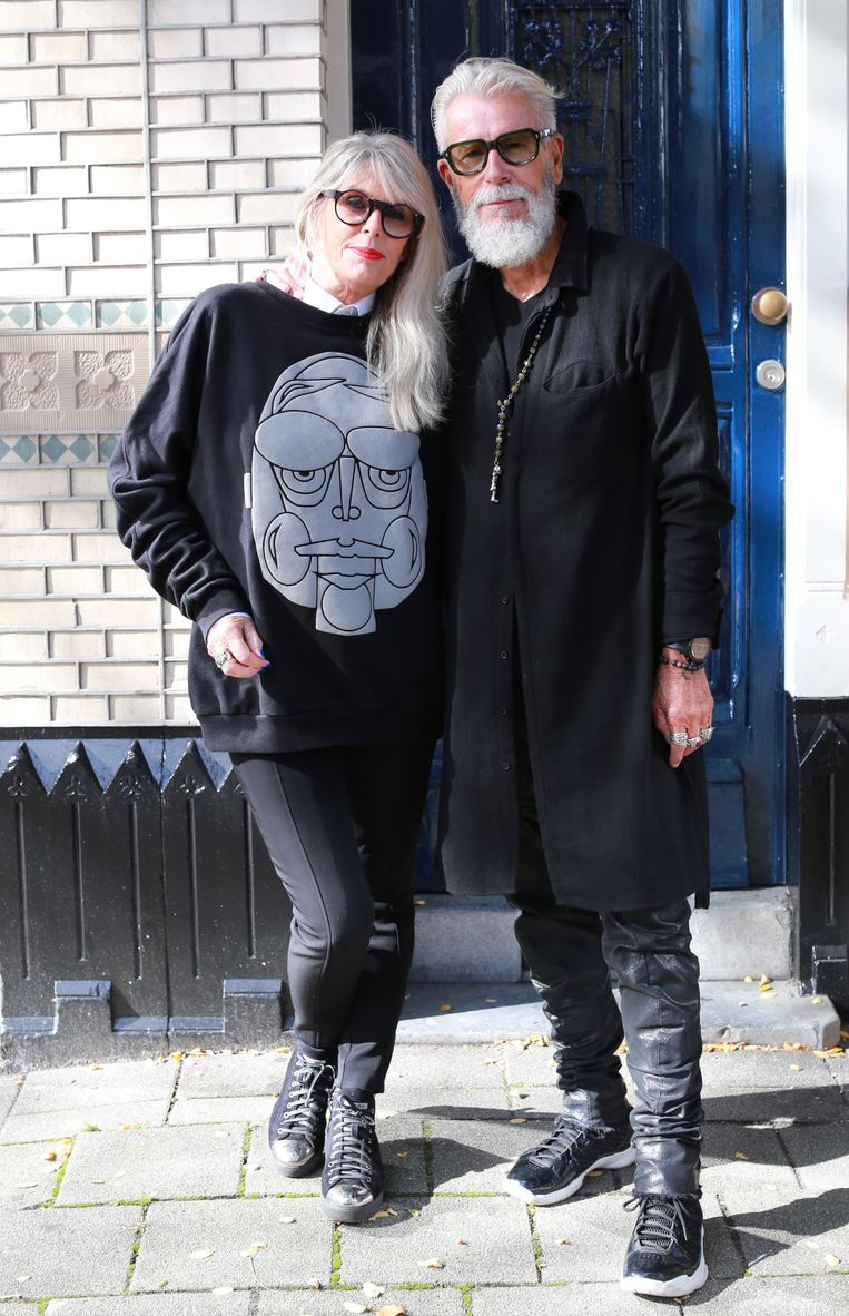Ben en Ingrid Akkermans. Beeld Misja Beijers
