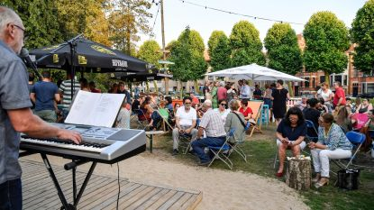 Picknick, yoga, optreden of film in PuP Zomerbar