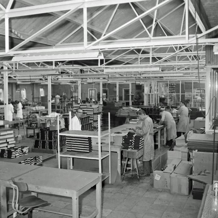 Saris aanhangwagenfabriek
