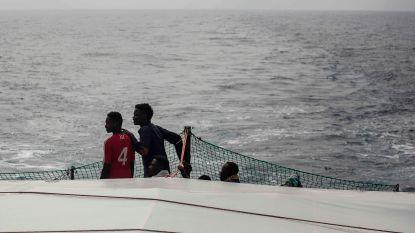 63 vermisten bij schipbreuk in Middellandse Zee